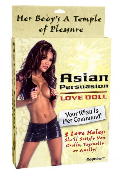 ASIAN FEVER LOVE DOLL sexdocka