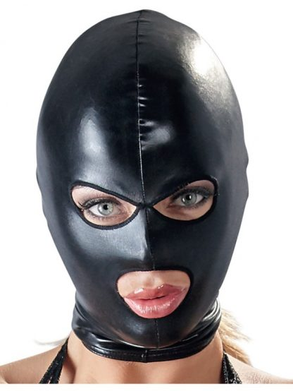 Bad Kitty: Head Mask, Eyes & Mouth