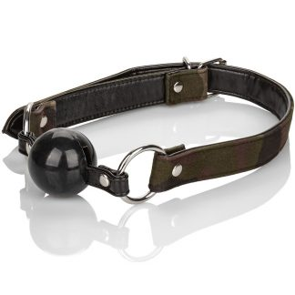 California Exotic: Colt, Camo Ball Gag