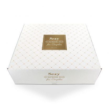 Deluxe Surprise Sex Box - För Par
