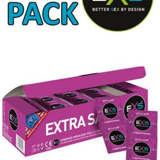 EXS Extra Safe 144-pack