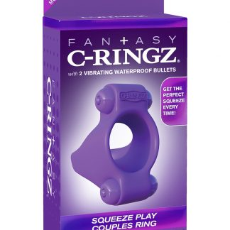 FCR - SQUEEZE PLAY COUPLES RING