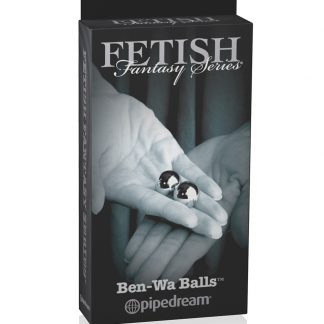 FETISH FANTASY LIMITED EDITION BEN-WA BALLS - KNIPKULOR