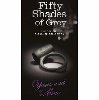 FIFTY SHADES OF GREY - YOURS AND MINE - VIBRERANDE PENISRING