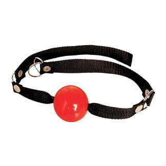 Gagball För Nybörjare Röd