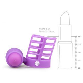 Gladiatorn - Penisring med Vibrator