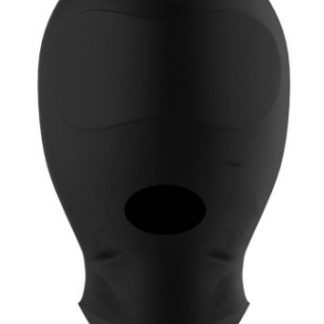 Open Mouth Mask