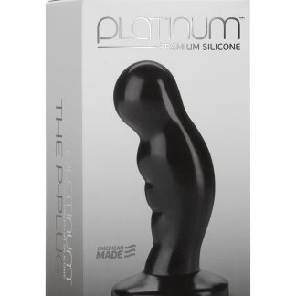 PLATINUM THE P PLUG BLACK