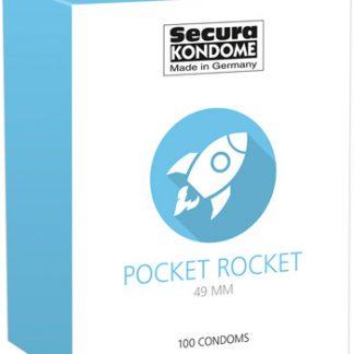 Secura Pocket Rocket 100-pack