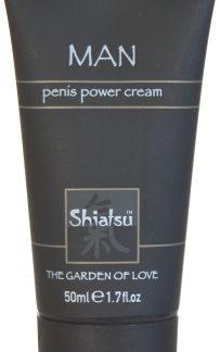 Shiatsu man power cream
