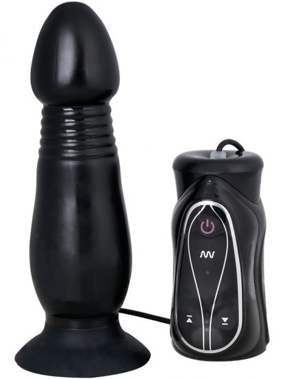 You2Toys: Anal Pusher, Vibrerande Analplugg