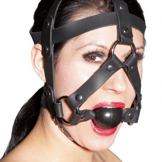 ZADO: Harness with Gag Ball