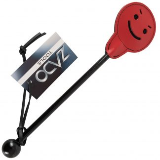 Zado Leather Paddle Smiley