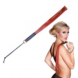 Zado Leather Whip Red