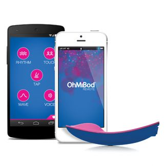 OhMiBod - Blue Motion App Vibrator