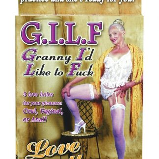 Pipedream: GILF Love Doll