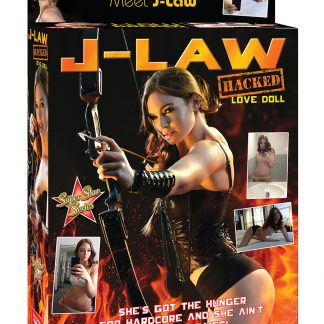 Pipedream: J-Law Hacked Love Doll