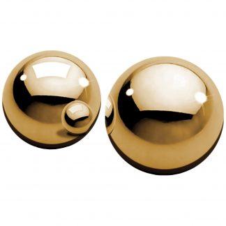 Ben-Wa Gold Balls