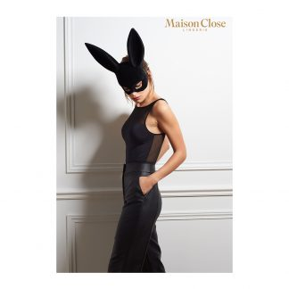 Eyemask Bunny With tail