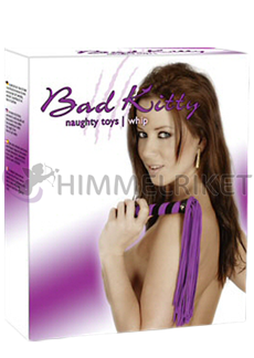 Bondage, Bad Kitty Striped Whip - piska spaltläder