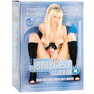 Jenna Jameson Extreme Doll Uppblåsbar Docka