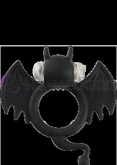 Penisring,Shots Toys Bad Bat - vibrerande