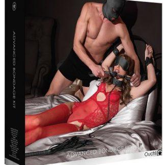 Advanced Bondage Kit , Black