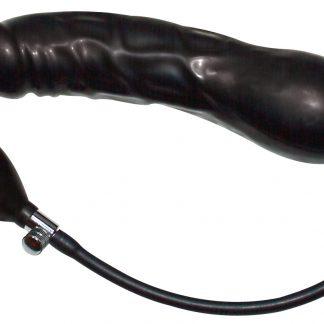 Black Latex Balloon - Large