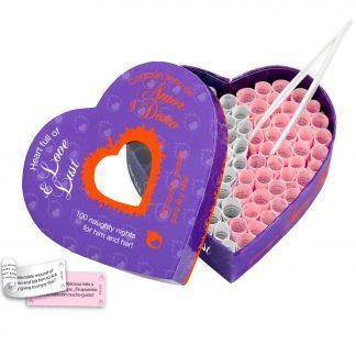 Heart Full of Love and Lust Erotiskt Spel för Par