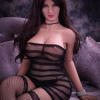 Lisa Busty Brunette - Life-Size Love Doll