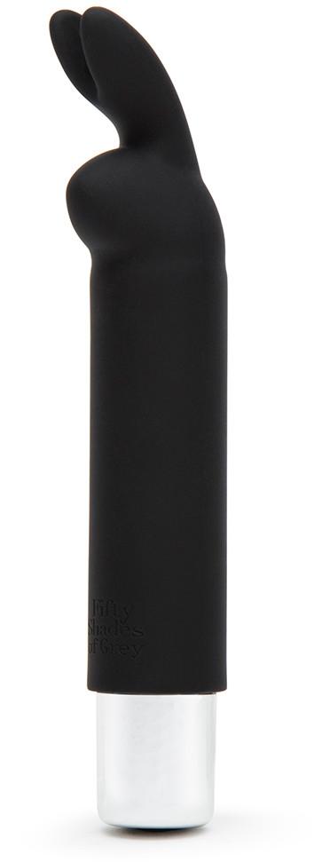 50 Fifty Shades Of Grey - Greedy Girl Bullet Rabbit Vibrator