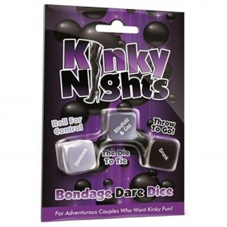 Kinky Nights Dare Tärningar