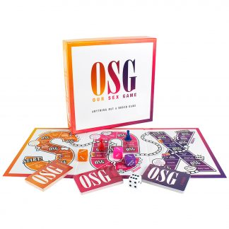 OSG Our Sex Game Brädspel