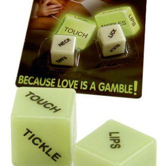 Spel, Love Dice - spel för par