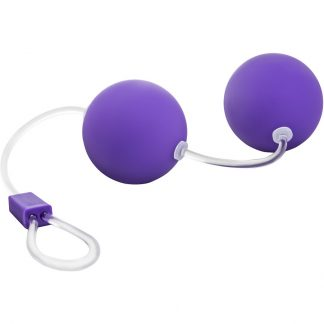 Blush: B Yours, Bonne Beads, Weighted Kegel Balls, lila