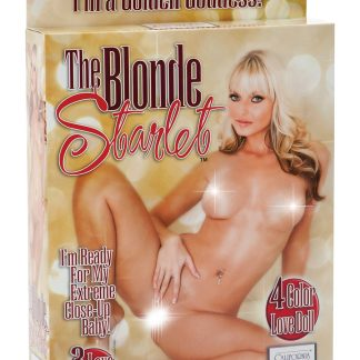 California Exotic: The Blonde Starlet Love Doll