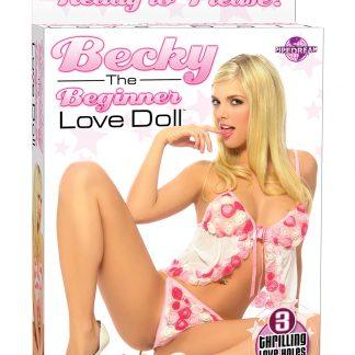 Becky Beginner Babe Love Doll sexdocka