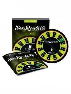 Sex Roulette Foreplay 10 språk (SE)