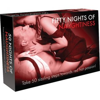 Creative Conceptions: Fifty Nights of Naughtiness