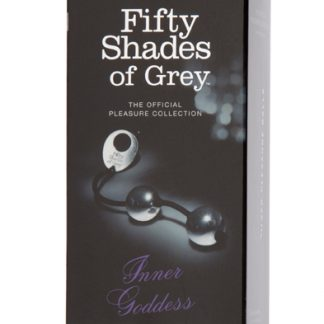INNER GODDESS - BEN WA BALLS - FIFTY SHADES OF GREY - KNIPKULOR
