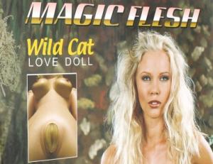Wild cat love doll