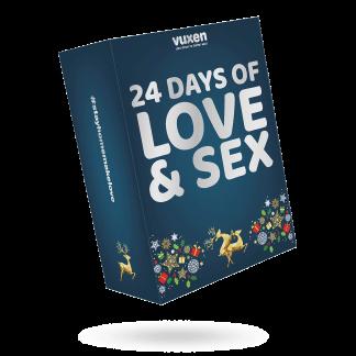 24 DAYS OF LOVE & SEX - EROTISK ADVENTSKALENDER