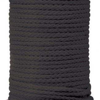 Bondage Rope Svart - 60 m