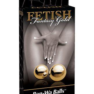 FF GOLD BEN WA BALLS
