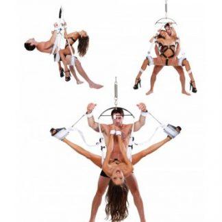 Fantasy Bondage Swing - sexgungan, vit