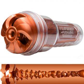 Fleshlight Turbo Thrust Copper Masturbator