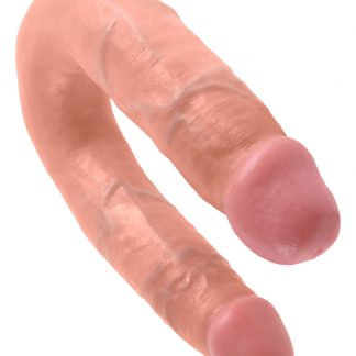 KING COCK DOUBLE TROUBLE M FLESH