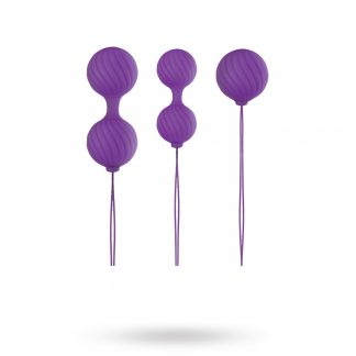 Luxe O' Kegel Balls - Purple