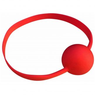 Quickie Ball Gag Medium Red