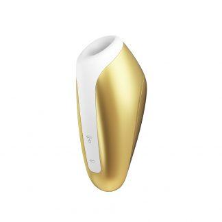 Satisfyer Love Breeze Yellow Lufttrycksvibrator